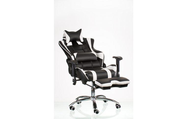 Геймерские кресла: купить ExtremeRace with footrest - 12