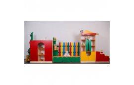 """Мебель для детского сада: купить Стенка """"Елочка"""" -"""