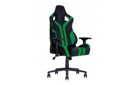 Кресло для геймеров Hexter Pro r4d Tilt mb70 Eco/03 Black/Green