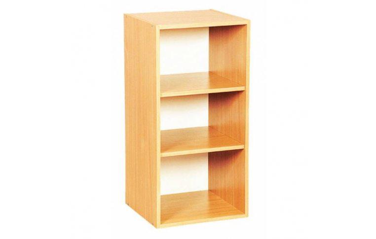Школьные шкафы: купить Секция верхняя открытая маленькая С-14 - 1