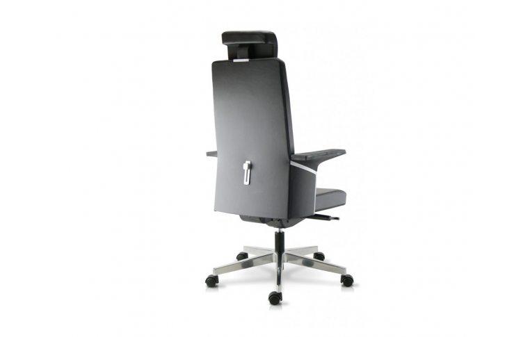 Кресла для руководителя: купить Кресло Sokoa K01 кожаное - 6