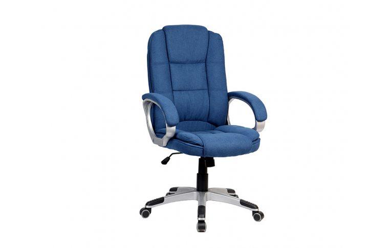 Кресла для руководителя: купить Кресло Denver BL 4301B Jeans Goodwin - 1