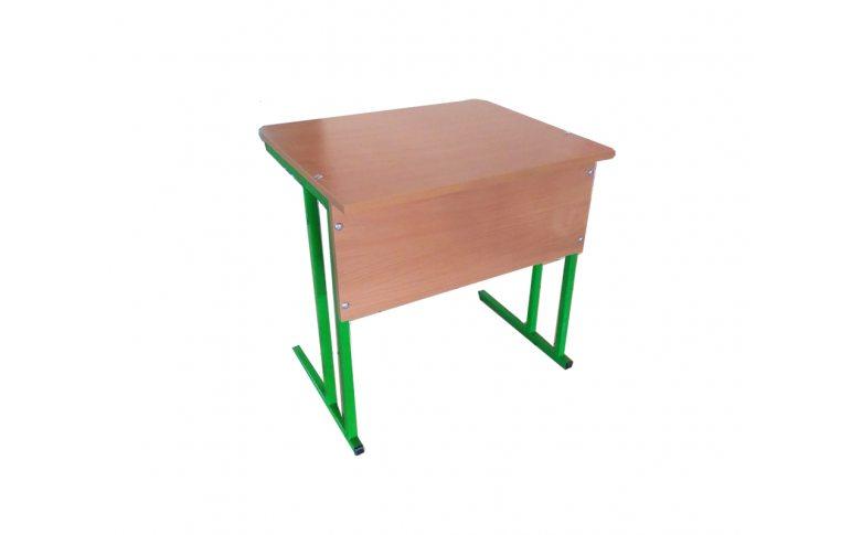 Школьная мебель: купить Парта учебная одноместная нерегулируемая - 1