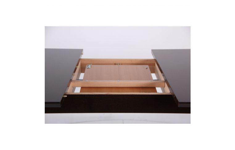 Кухонные столы: купить Стол обеденный раздвижной Виндзор орех темный AMF - 5