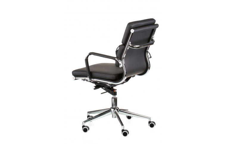 Офисные кресла: купить Кресло Solano 3 artleather black - 5