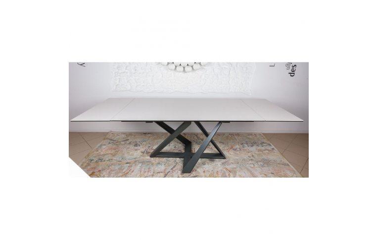 Кухонные столы: купить Стол Fleetwood NEW керамика белый глянец Nicolas - 3