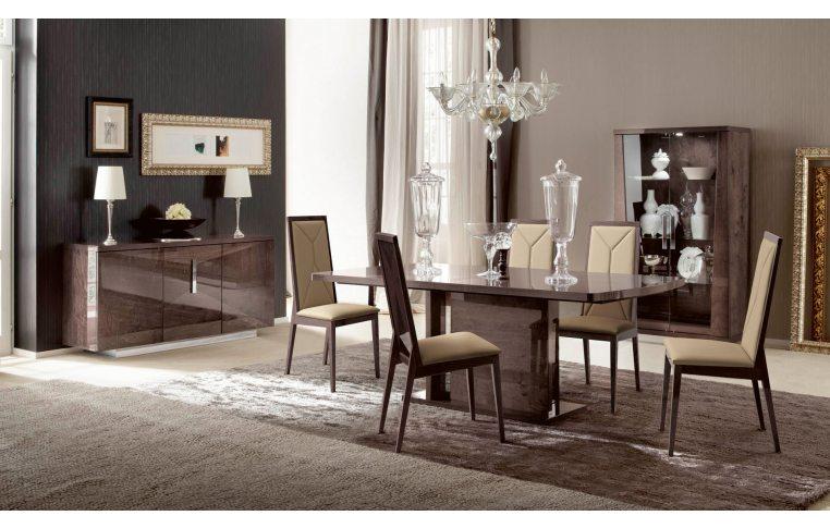 Итальянская мебель: купить Столовая в современном стиле Eva - 1