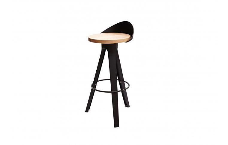 """Барные стулья: купить Стул барный """"Нью-Йорк"""" (ольха) Domini - 1"""