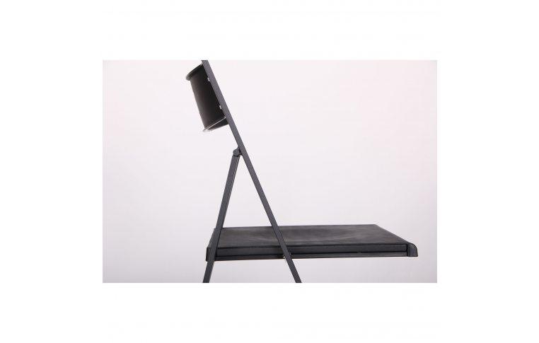 Офисные стулья: купить Стул Ибица черный пластик черный AMF - 6