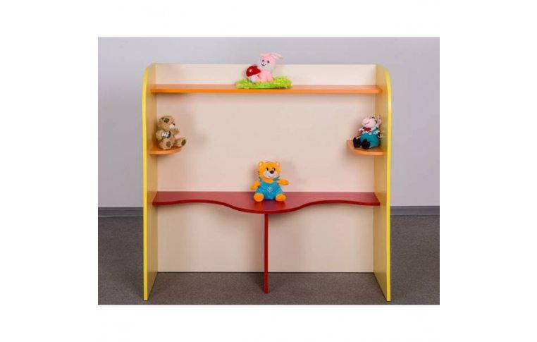 """Мебель для детского сада: купить Стенка """"Уголок красавицы"""" - 1"""
