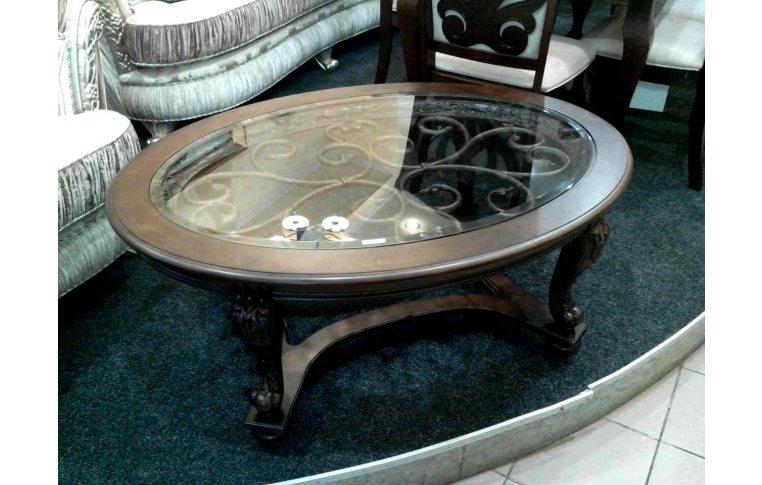 """Мебель для гостиной: купить Стол журнальный Т-499-0 """"ASHLEX"""" - 1"""