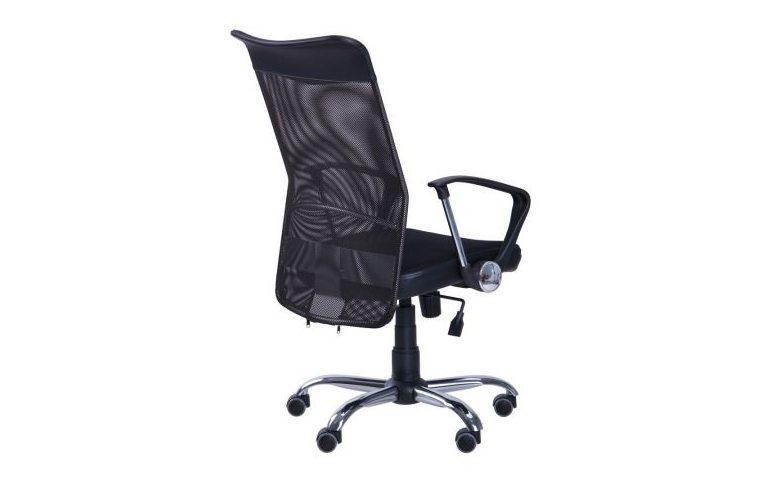 Кресла для руководителя: купить Кресло Аеро HB Line сетка черный - 5