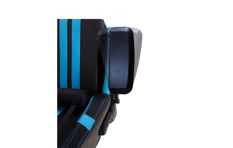 Игровые кресла: купить Кресло для геймеров Hexter Pro r4d Tilt mb70 Eco/03 Black/Blue - 12