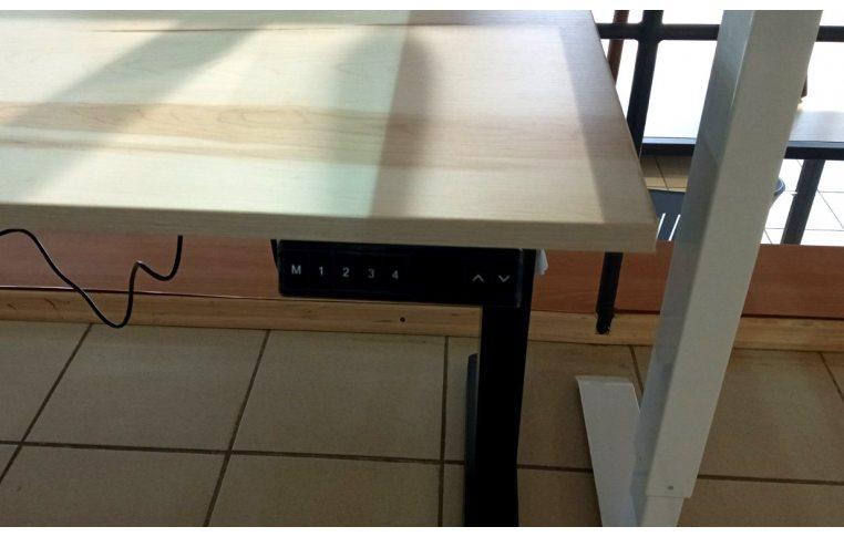Эргономичные столы: купить Компактный стол с регулировкой высоты Tinydesk-3 - 3