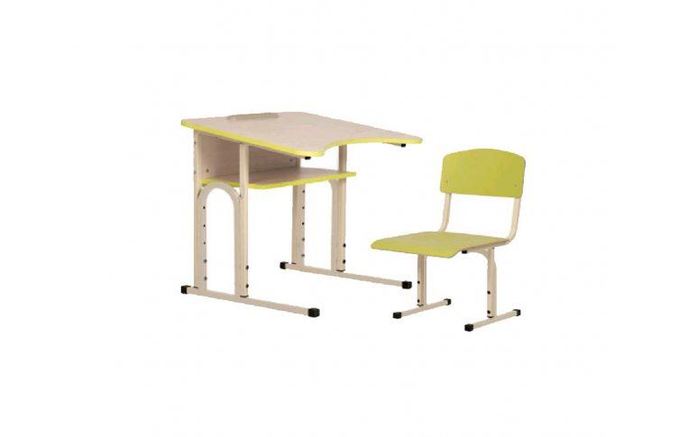 Школьная мебель: купить Комплект парта стул рост. группа 3-5 Новый стиль - 1