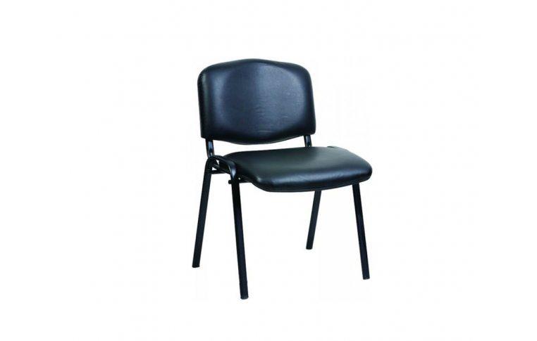 Офисные стулья: купить Стул офисный ISO black V-4 - 1