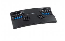 Эргономичная механическая клавиатура Kinesis Advantage 2