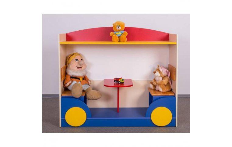 """Мебель для детского сада: купить Секция """"Купе"""" - 1"""
