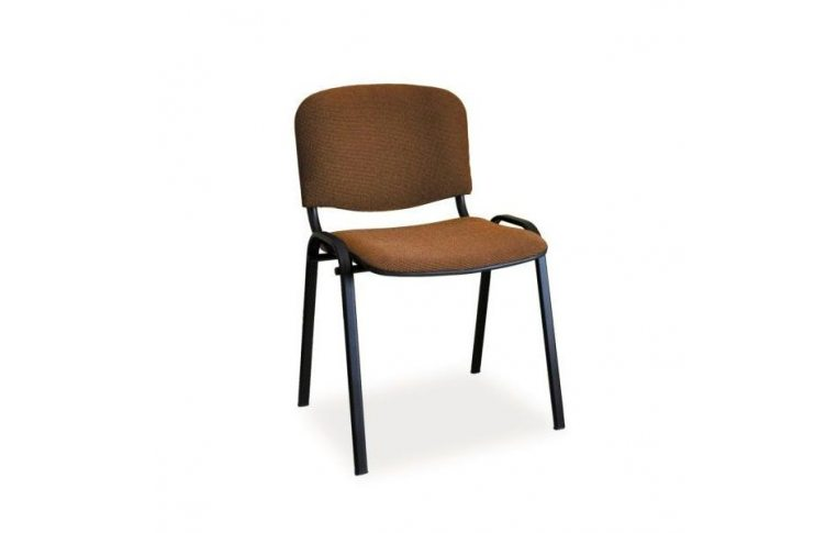 Офисные стулья: купить Стул офисный ISO black A-43/C-24 - 1