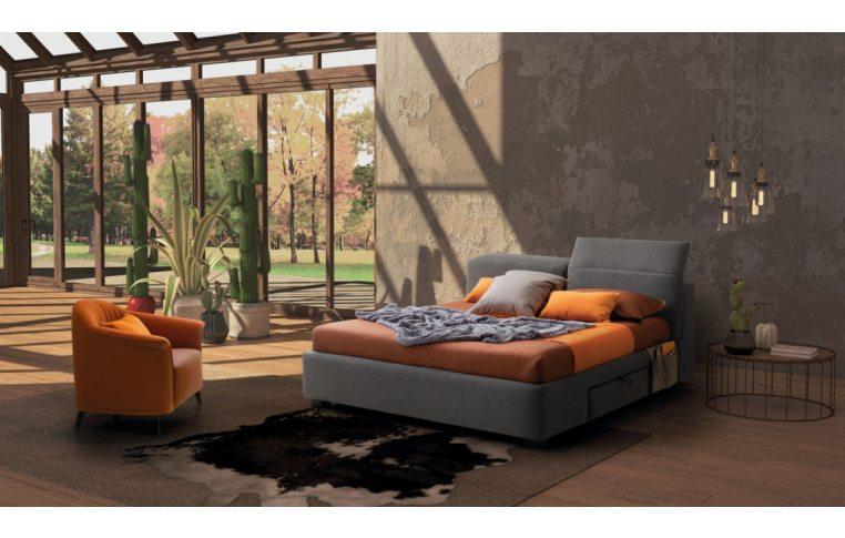 Итальянская мебель для спальни: купить Кровать Apollo Lecomfort - 1