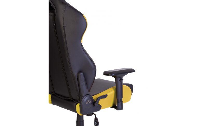 Игровые кресла: купить Кресло для геймеров Hexter rc r4d Tilt mb70 Eco/02 Black/Yellow - 10
