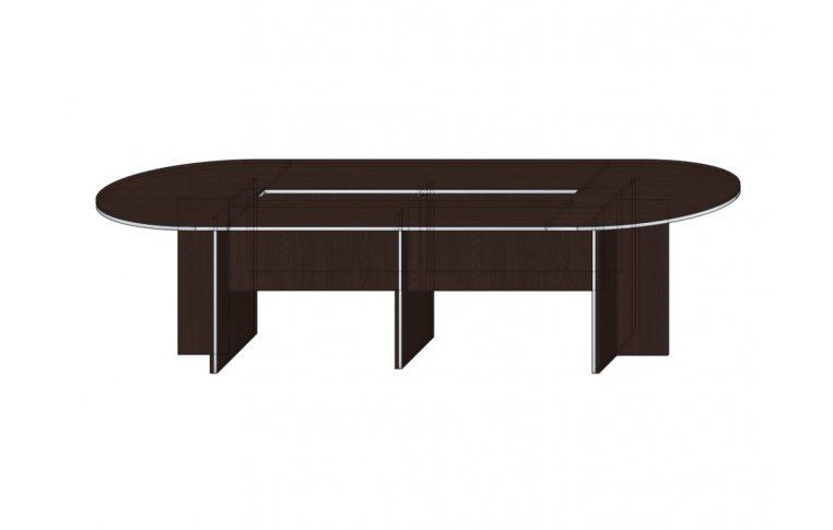 Конференц столы: купить Конференционный стол Титан Сильф - 3