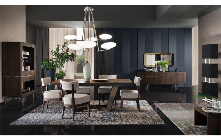 Итальянская мебель: купить Столовая в современном стиле Accademia - 1