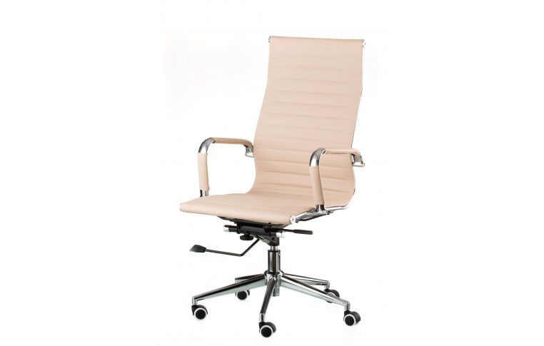 Офисные кресла: купить Кресло Solano artleather beige - 1