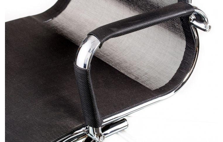 Конференц кресла и стулья: купить Стул Solano office mesh black - 5