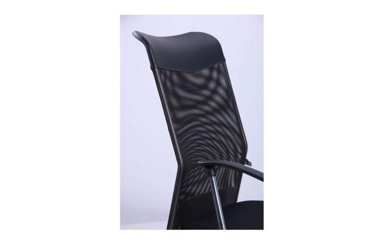 Кресла для руководителя: купить Кресло Аеро HB Line сетка черный - 8
