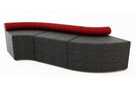 Офисные диваны: купить Диван Волна