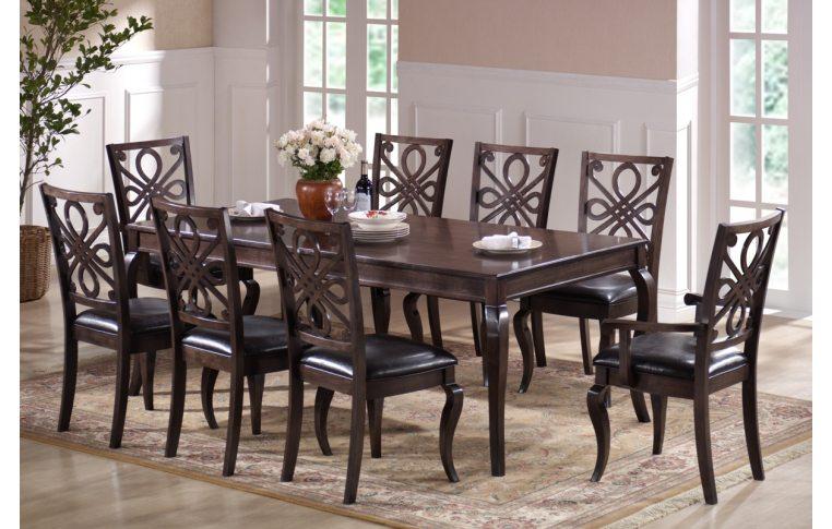 Кухонные столы: купить Стол Аллегра дуб дымчатый Domini - 2