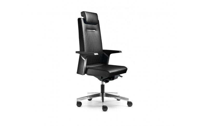 Кресла для руководителя: купить Кресло Sokoa K01 кожаное - 1