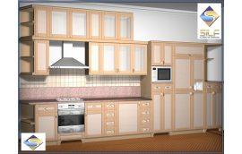 Кухни на заказ: купить Кухня под заказ Леона Сильф -