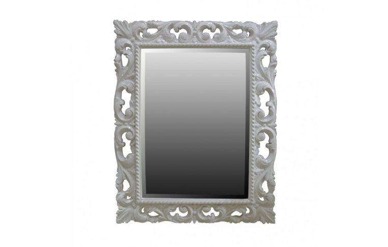 : купить Зеркало настенное 80*100 белое SDCM 00009 - 1