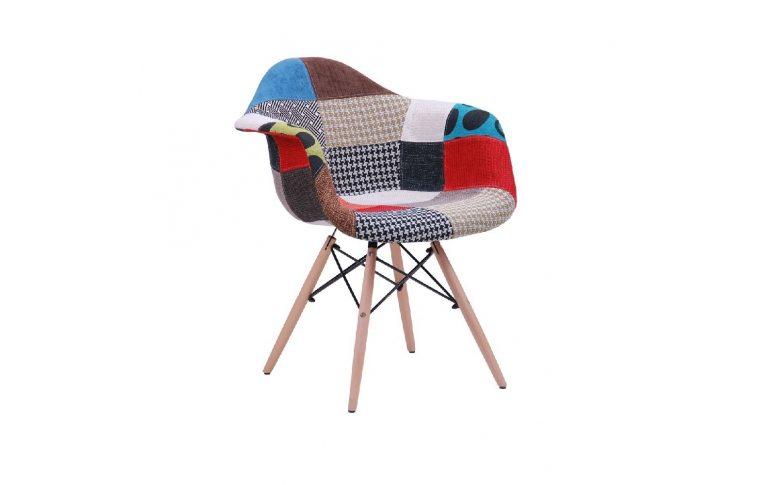 Кухонные стулья: купить Кресло Salex FB Wood Patchwork - 1