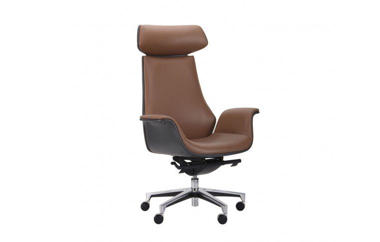 Кресла для руководителя: купить Кресло Bernard HB Brown/Dark Grey AMF - 1