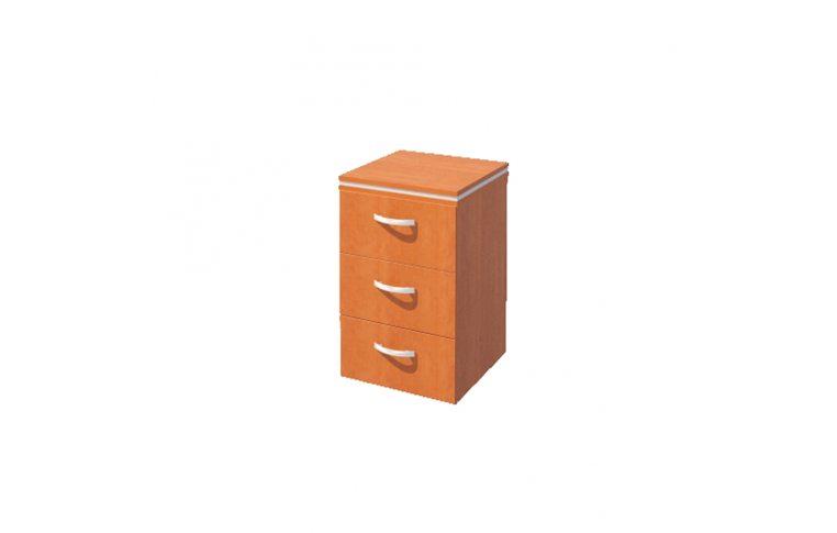 """Мебель для руководителя: купить Кабинет """"Титан"""" Т-100 Тумба мобильная - 1"""