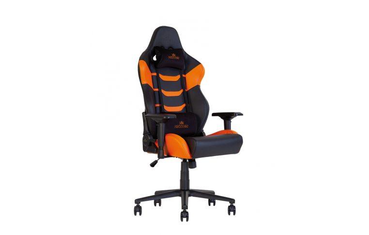 Игровые кресла: купить Кресло для геймеров Hexter pc r4d Tilt mb70 Eco/02 Black/Orange - 3
