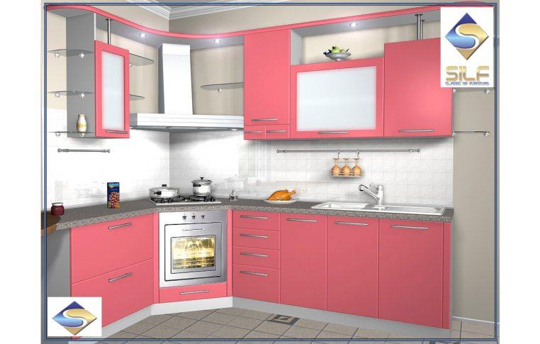 Кухонная мебель: купить Кухня под заказ Терра Сильф - 1