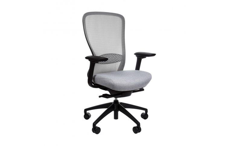 Кресла для руководителя: купить Эргономичное кресло для компьютера In-point Grey Kreslalux - 1