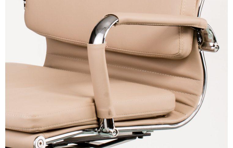Офисные кресла: купить Кресло Solano 2 artleather beige - 8