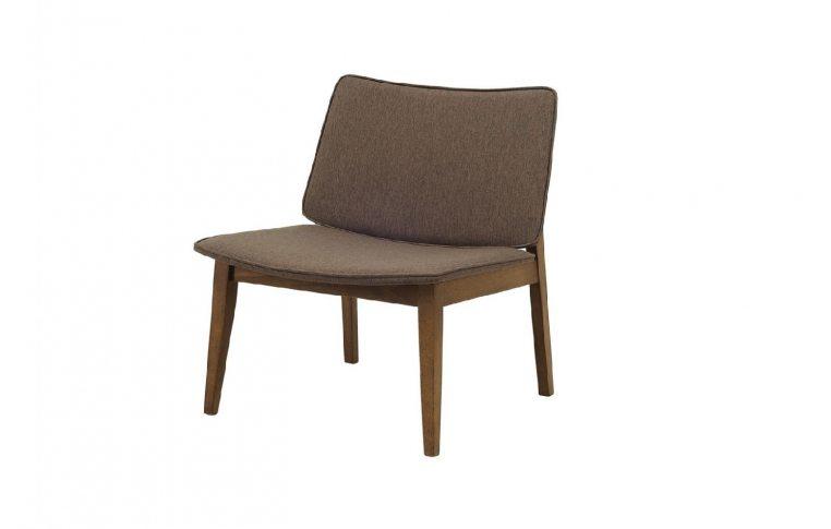 Кресла: купить Кресло Batley Lounge текстиль коричневый - 1