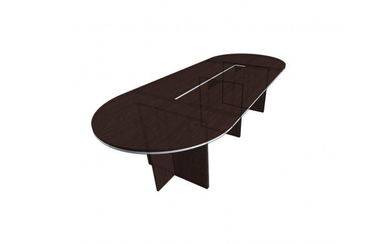 Конференц столы: купить Конференционный стол Титан Сильф - 1