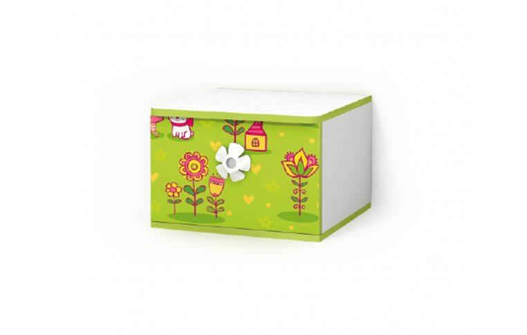 Детская мебель: купить Детская тумба Яблоко (Apple) LuxeStudio - 1