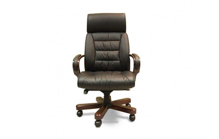 Кресла для руководителя: купить Кресло Тренто СА-1808А черный Диал - 2