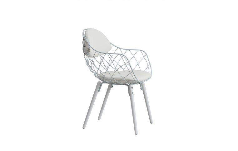 Кресла: купить Кресло Вики (белый) Domini - 2