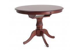 Кухонные столы: купить Стол Анжелика V 1060 Каштан Domini