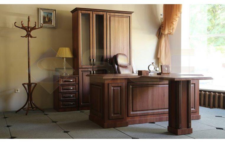 """Офисные столы: купить Кабинет """"Классик"""" стол приставной - 2"""