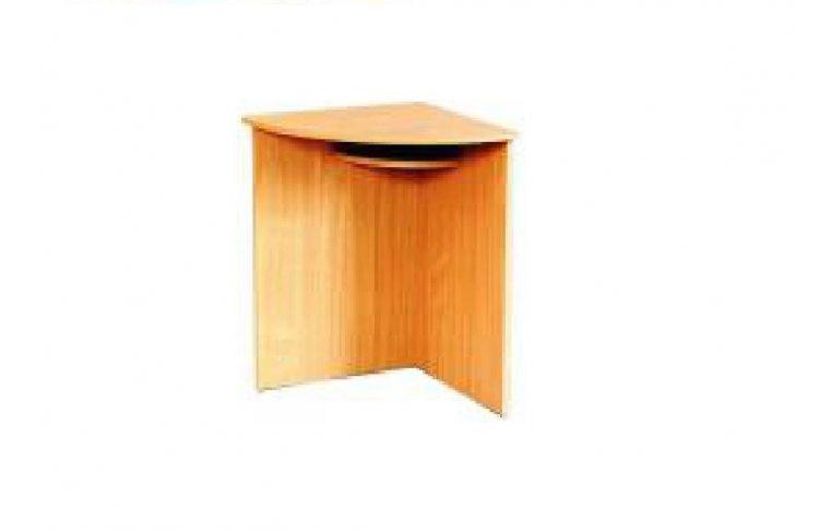 Школьная мебель: купить Стол угловой для учительской С-017 - 1